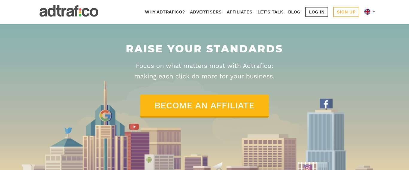 Adtrafico.com Affiliate Network Review: Support for Nearly Every GEO Worldwide