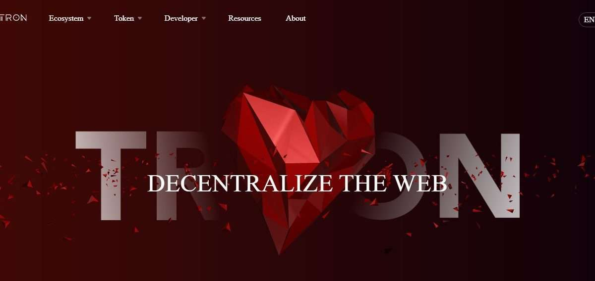 TRON Defi Coin Review : TRX, One of The Most Promising Cryptos