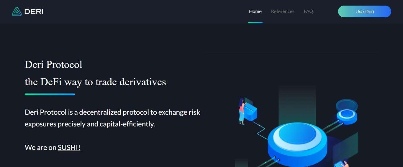 Deri Protocol Coin (DERI) Review: Guide About Deri Protocol Coin