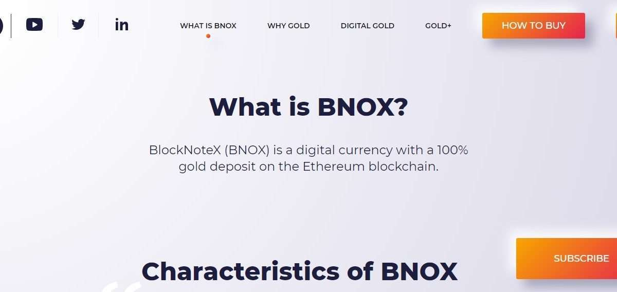 Bnox.gold Airdrop Review: It's gold, Just Better