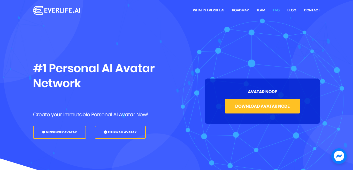 EverLife.AI ICO Review : #1 Personal AI Avatar Network