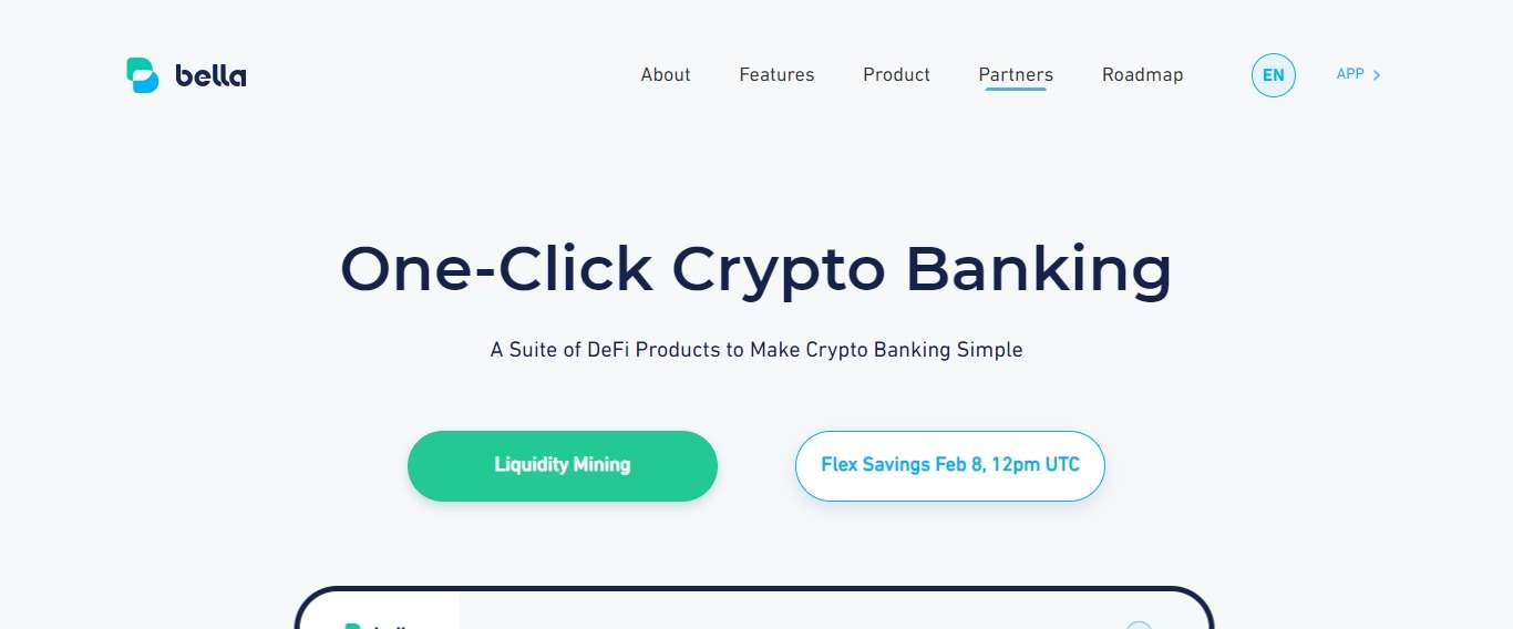 Bella Protocol Airdrop Review: One-Click Crypto Banking