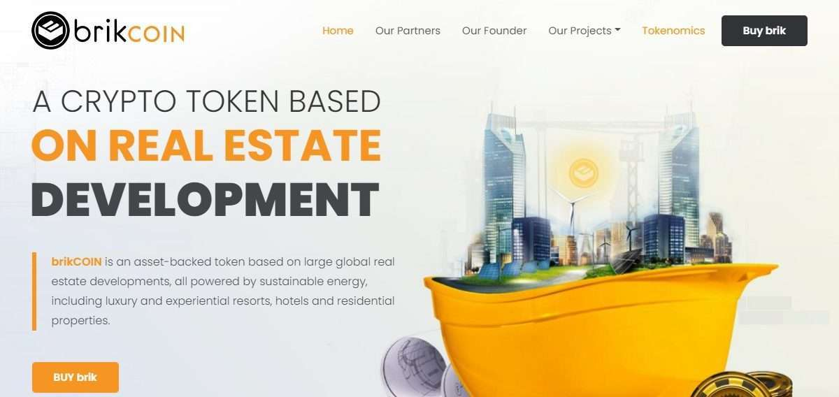BRIKCOIN Ico Review : Commercial Real Estate
