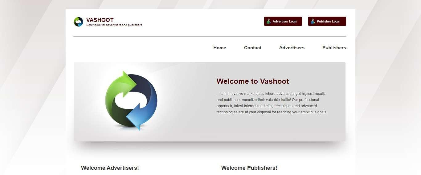 Vashoot.com Affiliate Network Review: Pay-Per-Click Payment Model