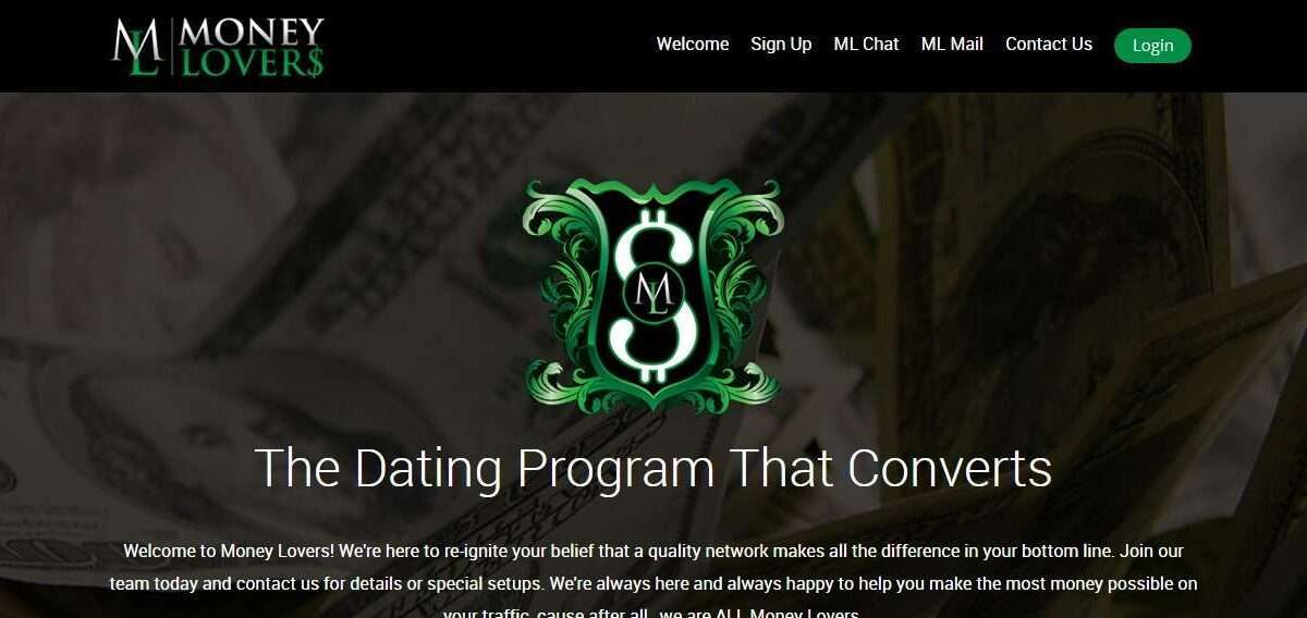 Moneylovers.com Affiliate Network Review: The Dating Program That Converts
