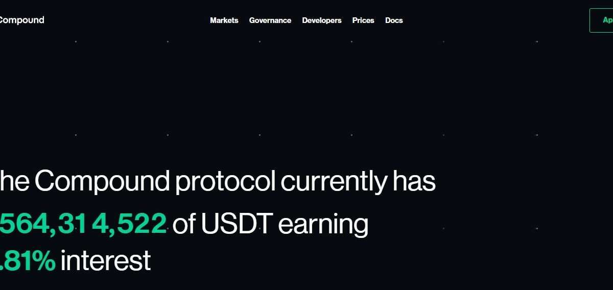 Compound.finance (COMP) Coin Review: Guide About Compound.finance
