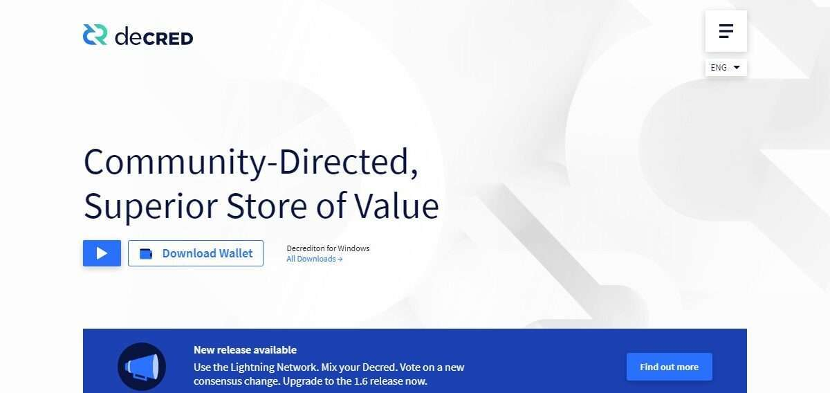 Decred.org Coin Review: Guide About Decred.org