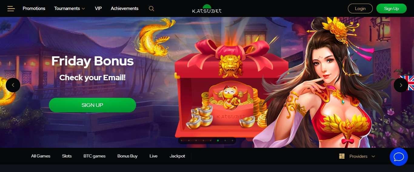 Katsubet.com Casino Review