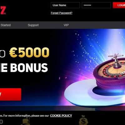 Magicazz.com Casino Review: Welcome Bonus 100% Up To 1500 Euro + 50 Free Spins
