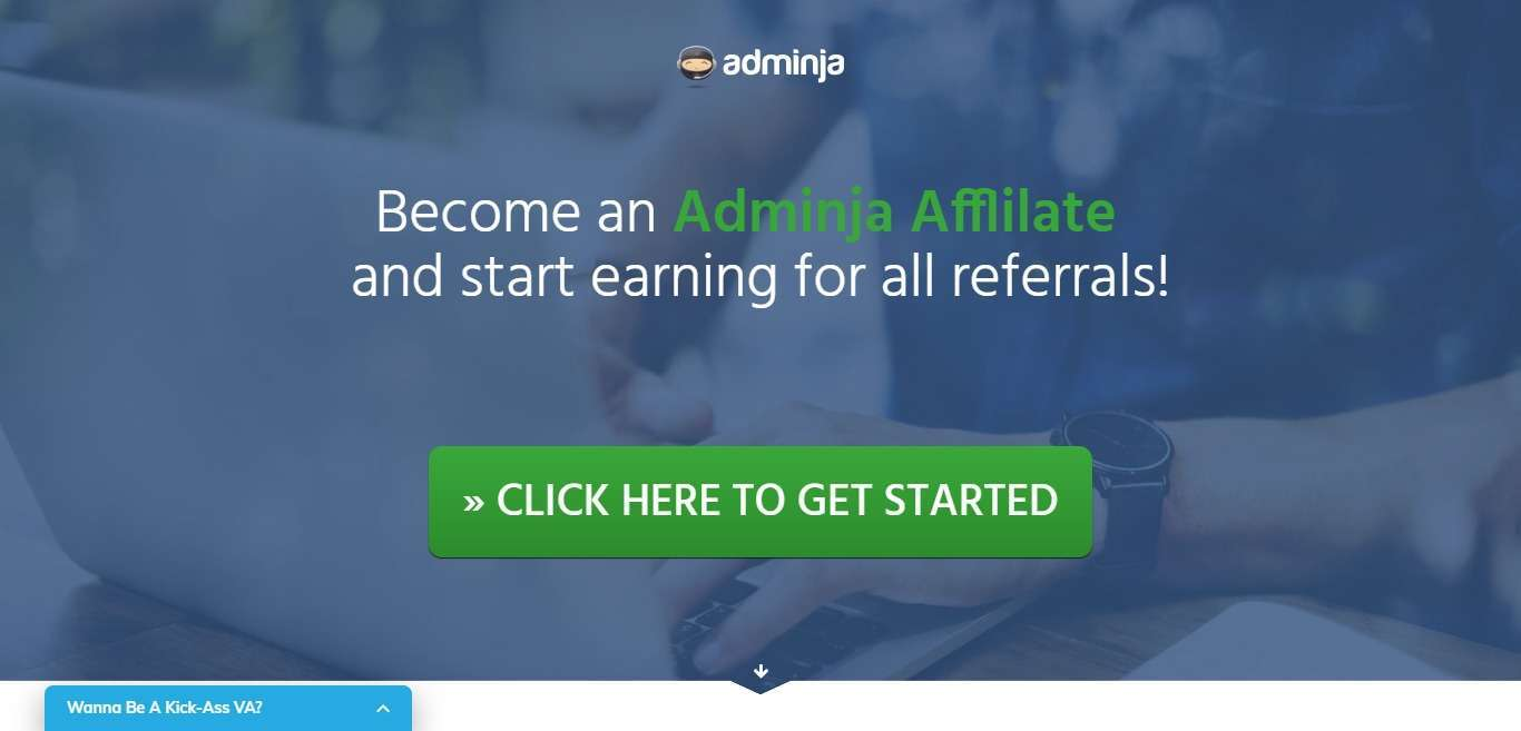 Getadminja.com Affiliate Program Review : Earn 20% on all Referrals by Recommending Adminja to Your Audience