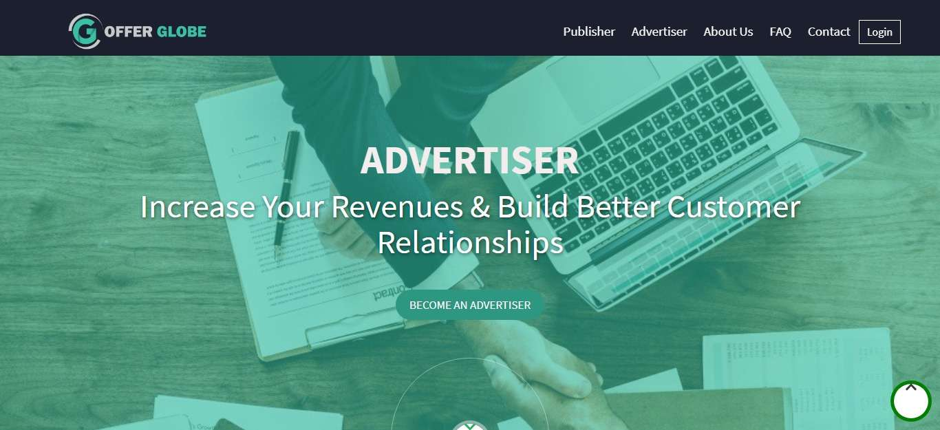 Offerglobe.com Affiliate Network Review: The Highest EPC & CPA Conversions