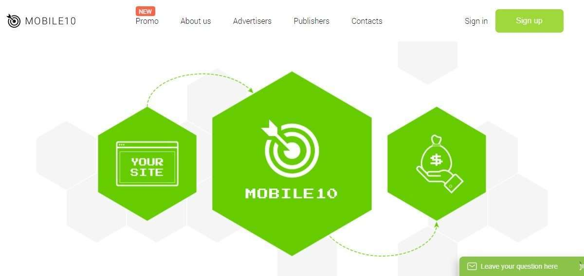 Mobile-10.com Affiliate Network Review: Mobile10. Binding Elements of Fortune