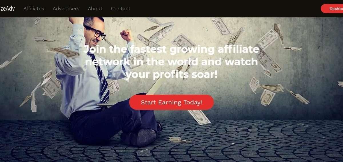 Monetizeadv.com Affiliate Network Review: Join The Fastest Growing Affiliate Network in the World