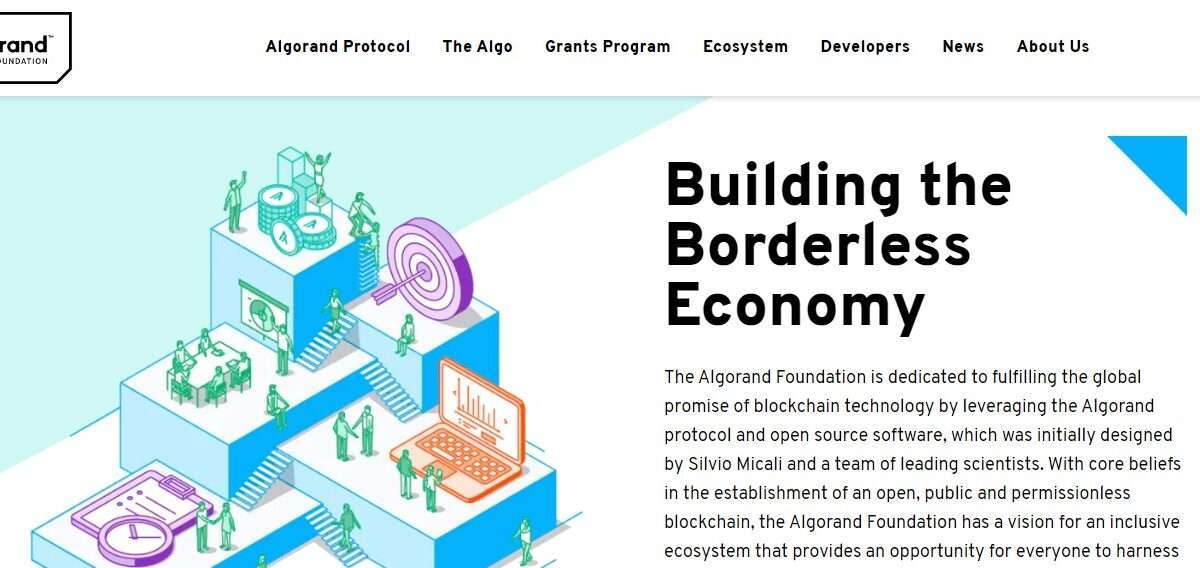 Algorand.foundation Coin Review: Guide About Algorand.foundation