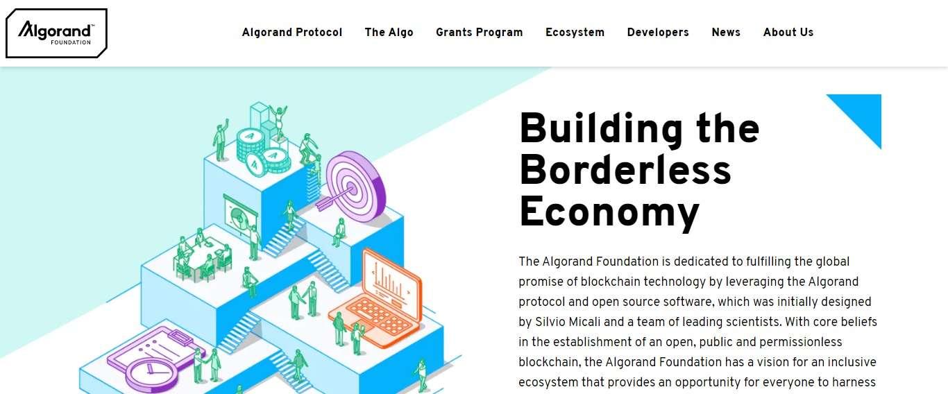 Algorand.foundation Coin Review: Guide About Algorand.foundation