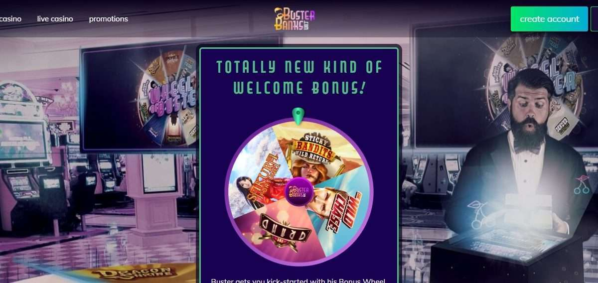 Busterbanks.com Casino Review: Malta Gaming Authority with The License