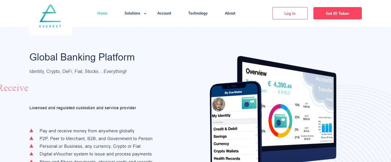 Everest.org (ID) Coin Review: Guide About Everest.org