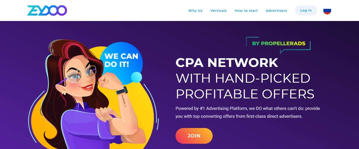Zeydoo.com Affiliate Network Review: The Payments are Paid on bi-Weekly Basis