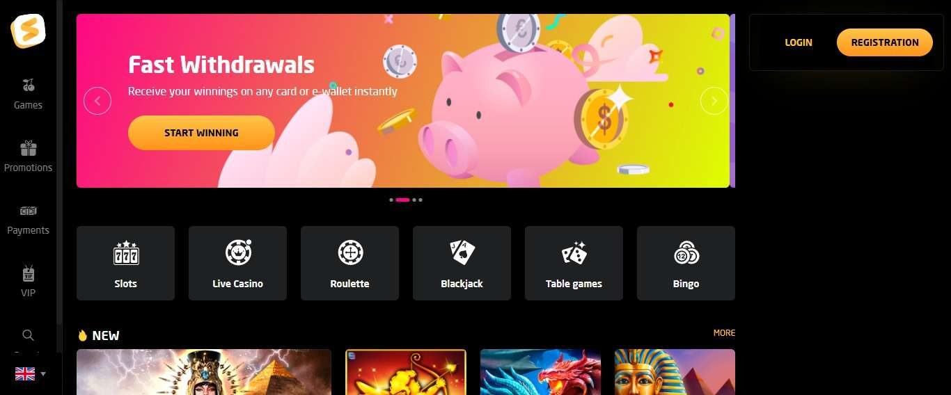 Staycasino.com Casino Review: 100% + 20 Free Spins for First Deposit