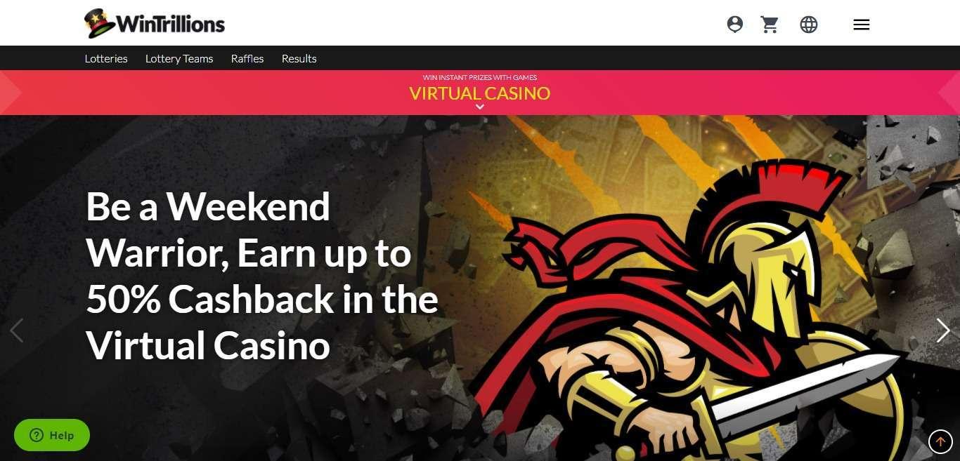 Welcome To Wintrillions.com Casino Review