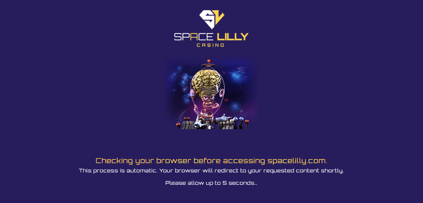 Welcome To Spacelilly.com Casino review