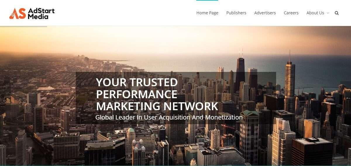 Adstart Media Affiliate Network Review: Multi-Platform Reach, Mobile Focused