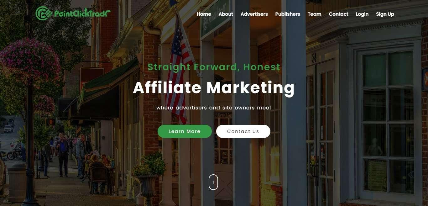 Pointclicktrack.com Affiliates Network Review : Straight Forward, Honest