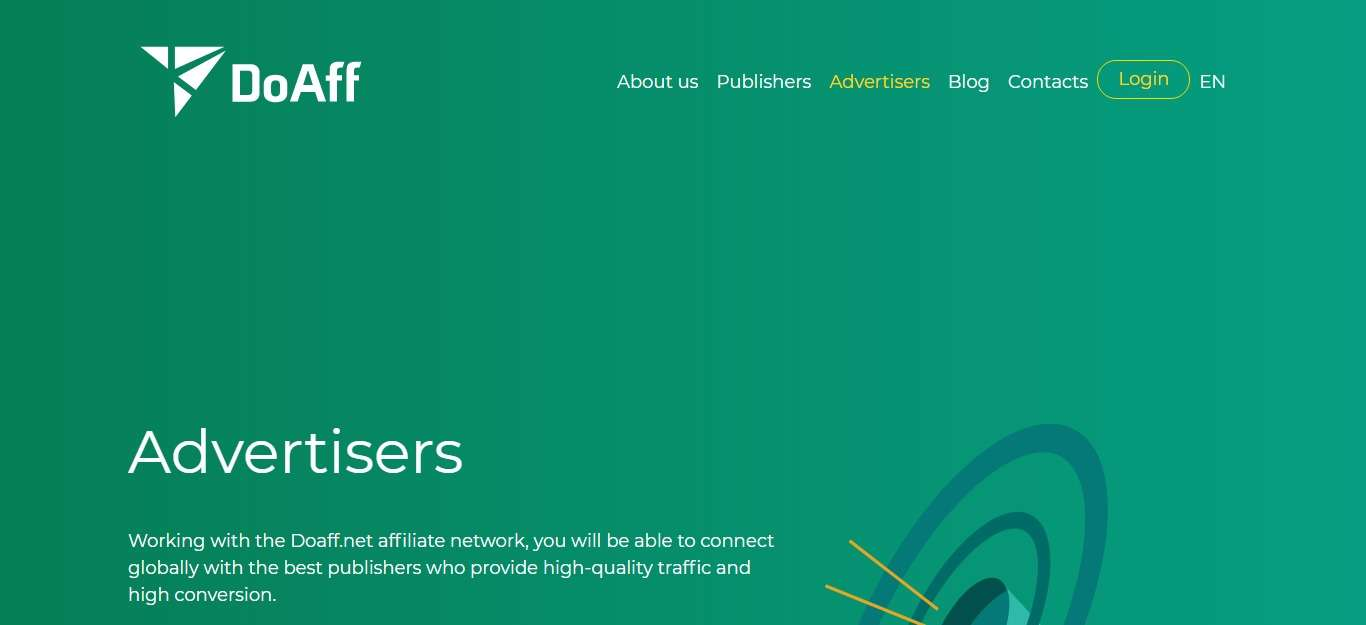 DoAff Affiliate Network Review: Provide High-Quality Traffic