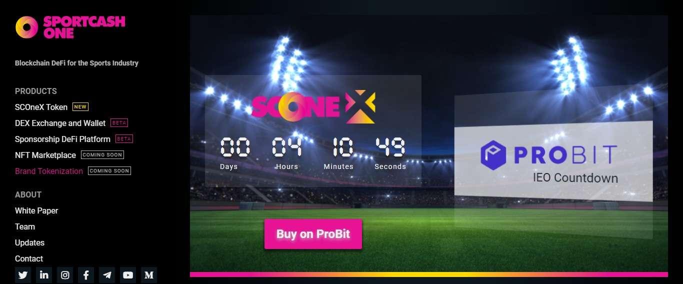 Sportcash.one Ico Review: A Customer Loyalty Program to Reward Loyal Customers