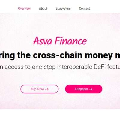 Asva.finance Airdrop Review: Powering the cross-chain money market