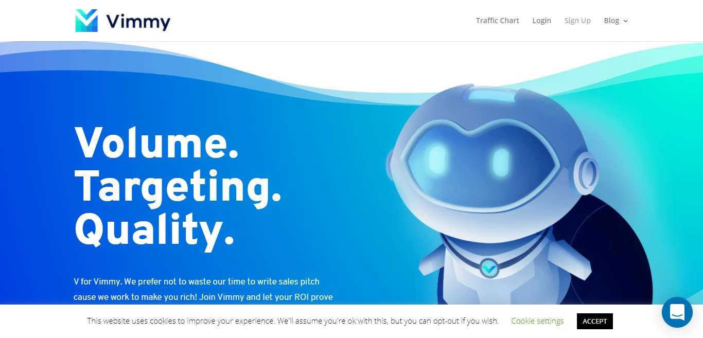 Vimmy.com Advertising Review : Made for Performance-Focused Customers