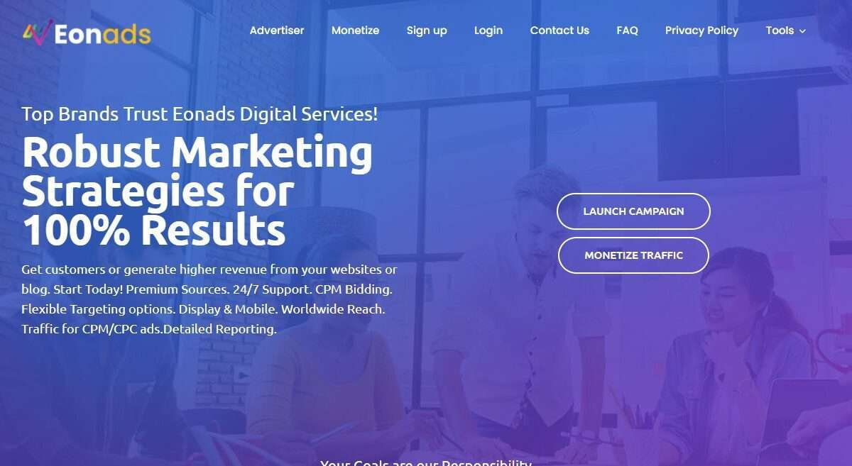 Eonads.com Advertising Review : Stay in Control of Your Budget with Best Results