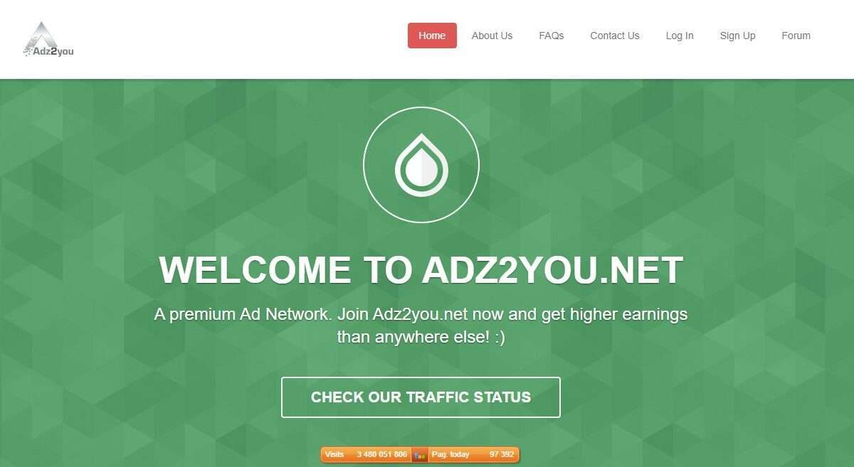 Adz2you.net Advertising Review : Get Higher Earnings Than Anywhere Else