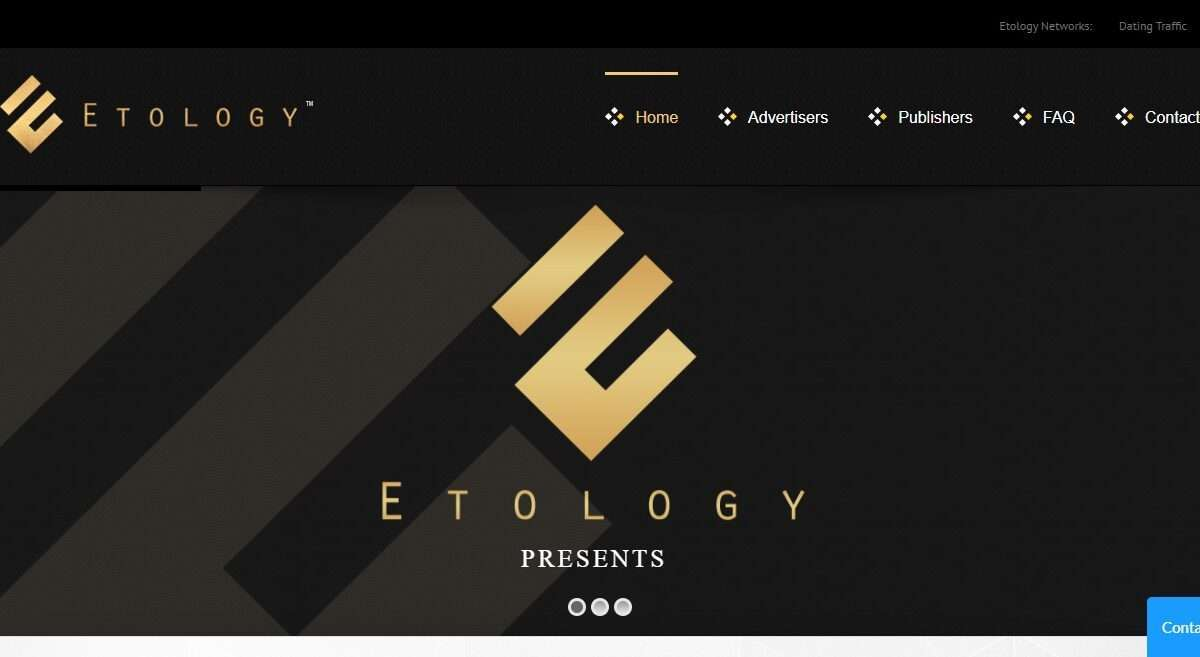 Etology.com Advertising Review : Required Minimum Deposit $250