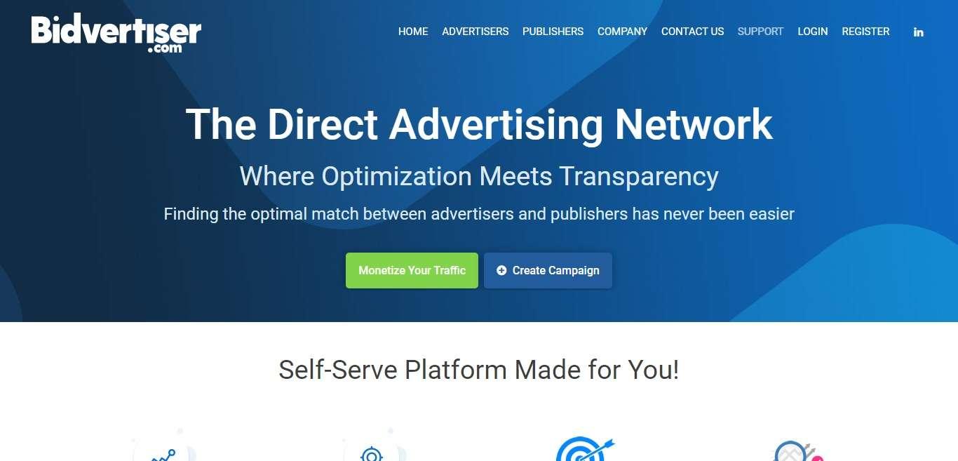 Bidvertiser.com Review : Designed to Deliver, Made for You!