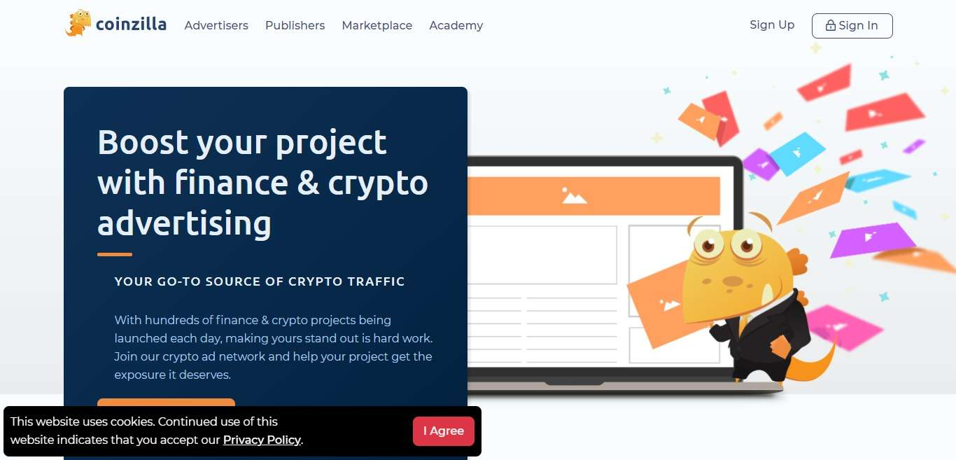 Coinzilla.com Review : Get Minimum Payout €50