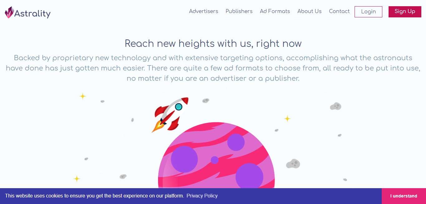 Astrality.com Review : Reach New Heights Right Now