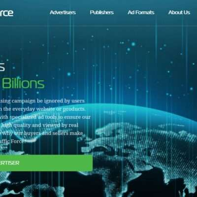 Trafficforce.com Advertising Review : Your Ads Seen by Billions