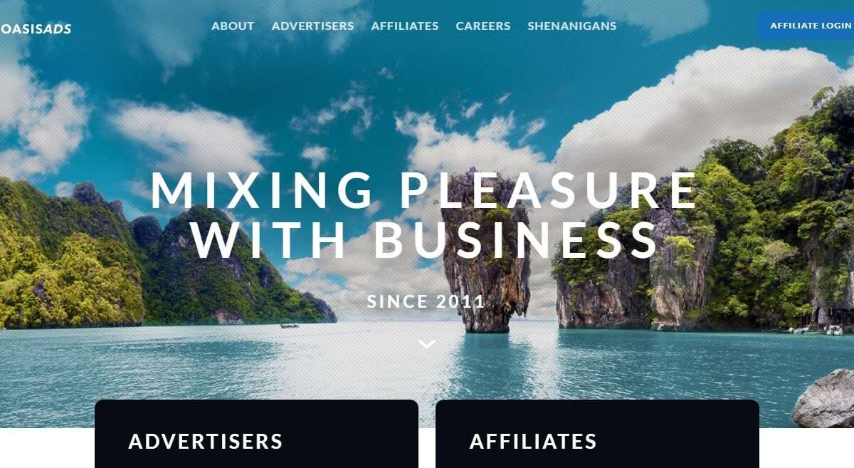 Oasisads.com Advertising Review : It Is Safe
