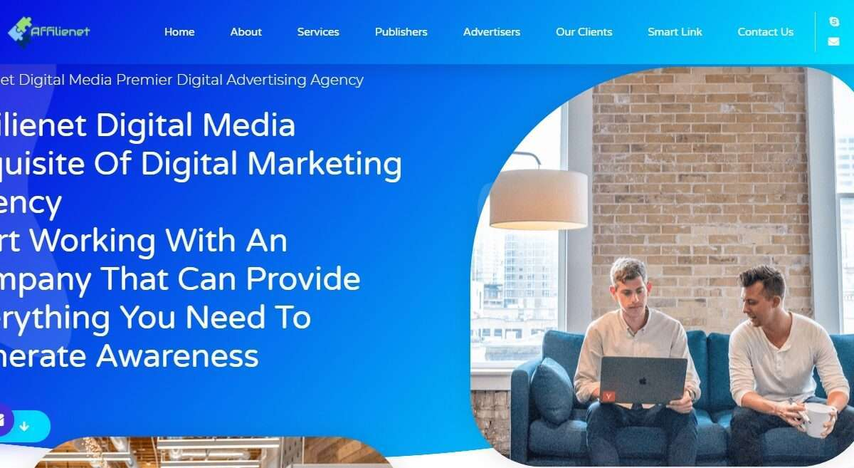 Affilienet.com Advertising Review : Affilienet Digital Media An International Affiliate Network