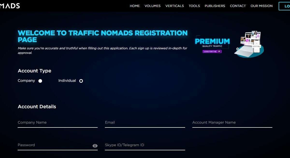 Trafficnomads.com Review : Get A Earn Profit $50