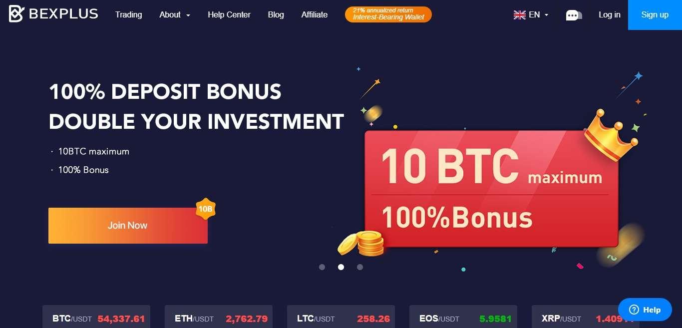 Bexplus.com Advertising Review : Profit From Market Rising & Falling