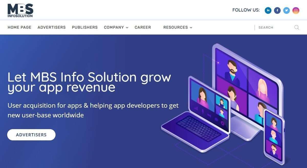 Mbsinfosolution.com Review : Let MBS Info Solution Grow Your App Revenue
