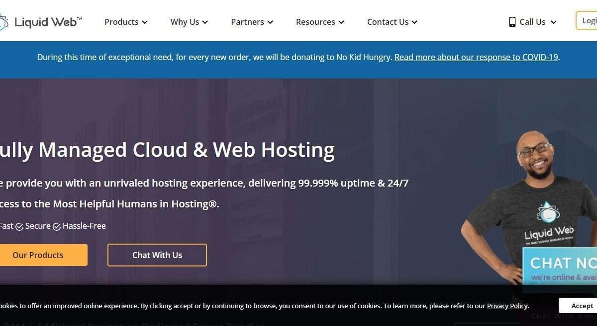 Liquidweb.com Advertising Review : Liquid Web Affiliate & Referral Program