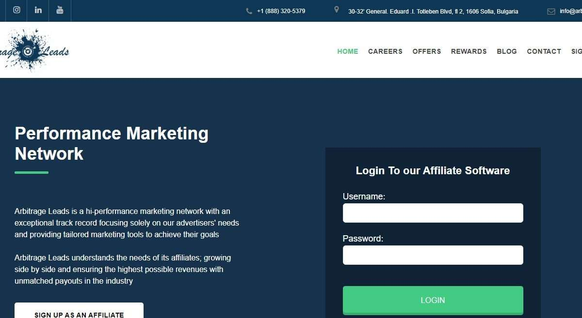 Arbitrage Leads Advertising Review : Instant Implementation To Market