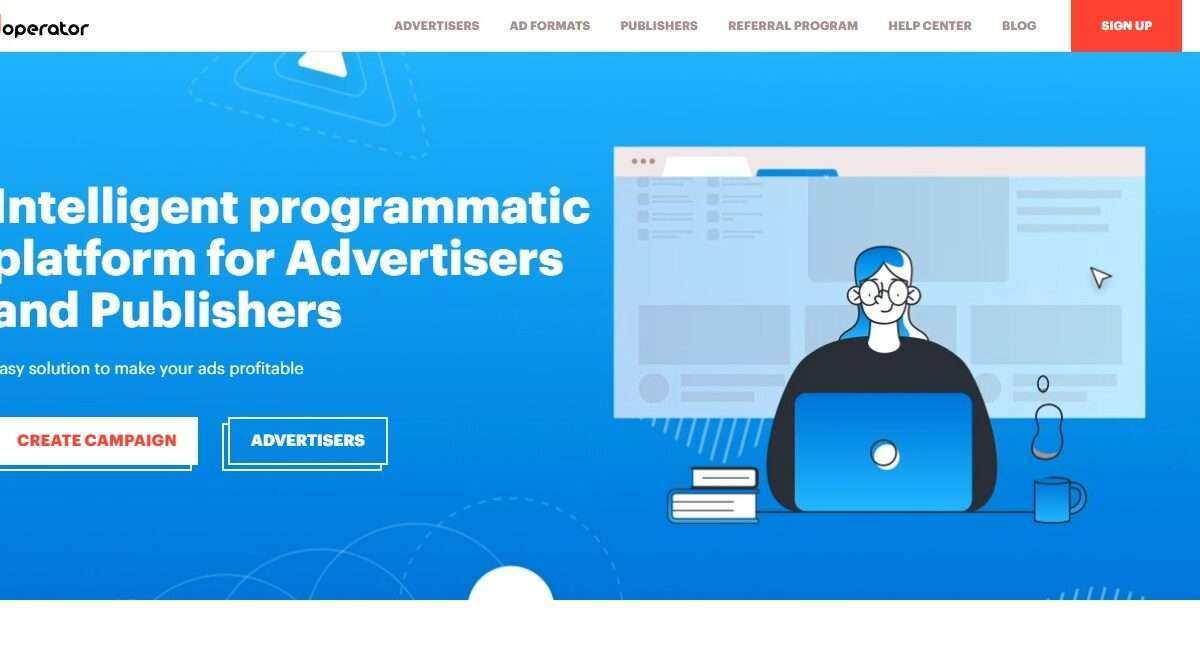 Adoperator.com Advertising Review : Intelligent Programmatic Platform for Advertisers and Publishers
