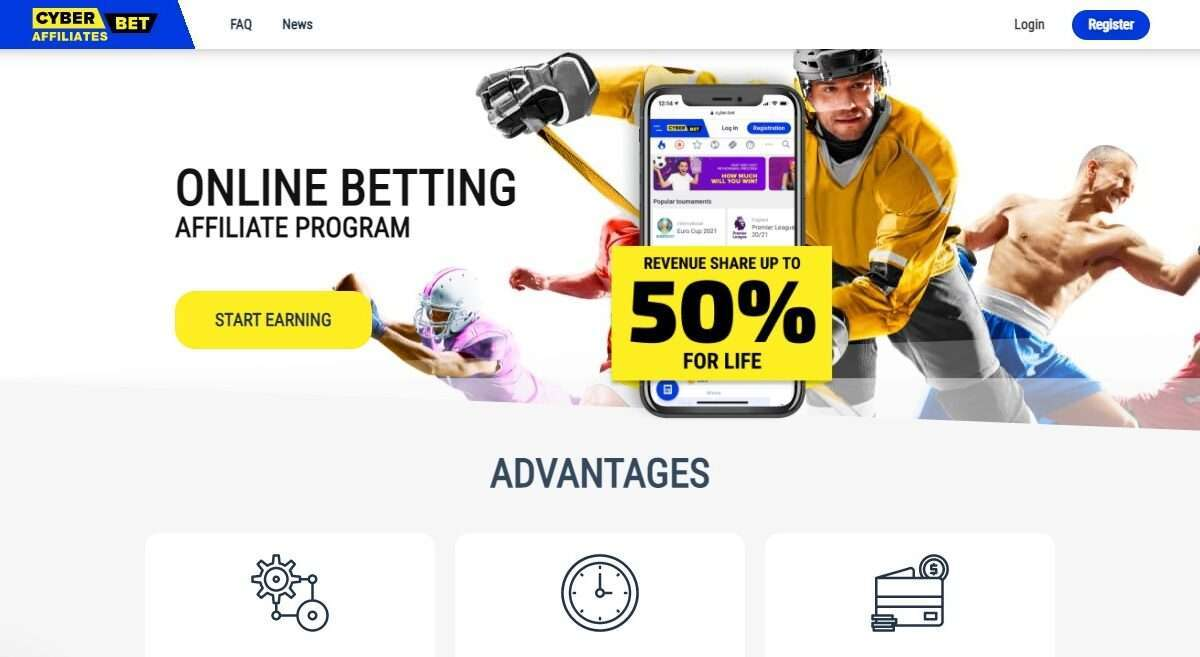 Cyber.bet Advertising Review : Online Betting