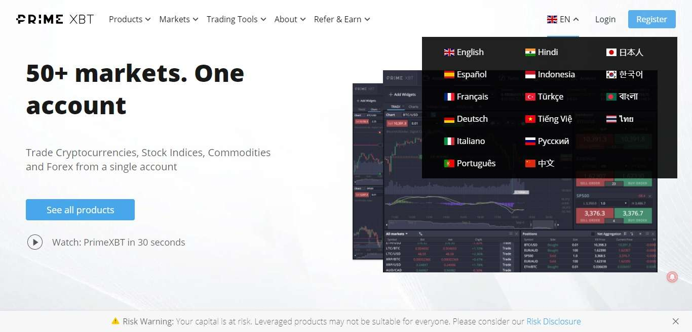 PrimeXBT Exchange Review : Read Our Deep Analyse About PrimeXBT Cryptocurrencies