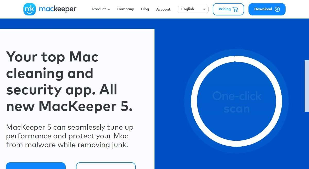 MacKeeper Advertising Review : Your top Mac Cleaning and Security App