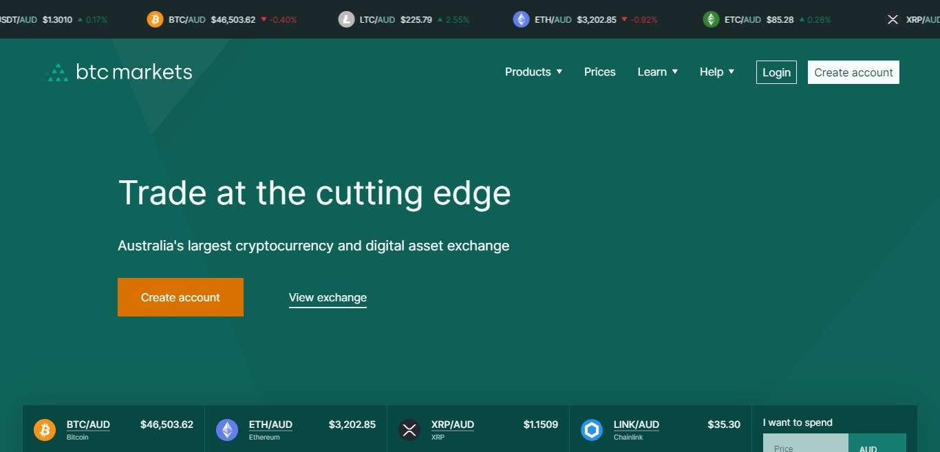 BTCMarkets Exchange Review : New Technology Dependable Team
